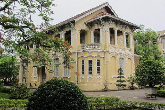 越南法式建築