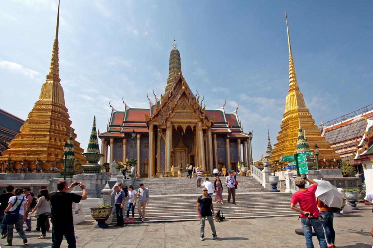 世界上名字最長的城市是......曼谷?