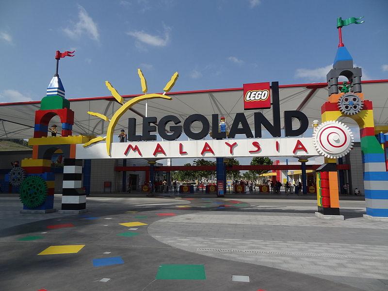 Legoland Malaysia Eliedion