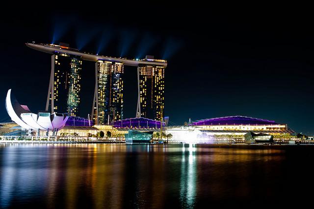 新加坡海灣金沙酒店(november-13)