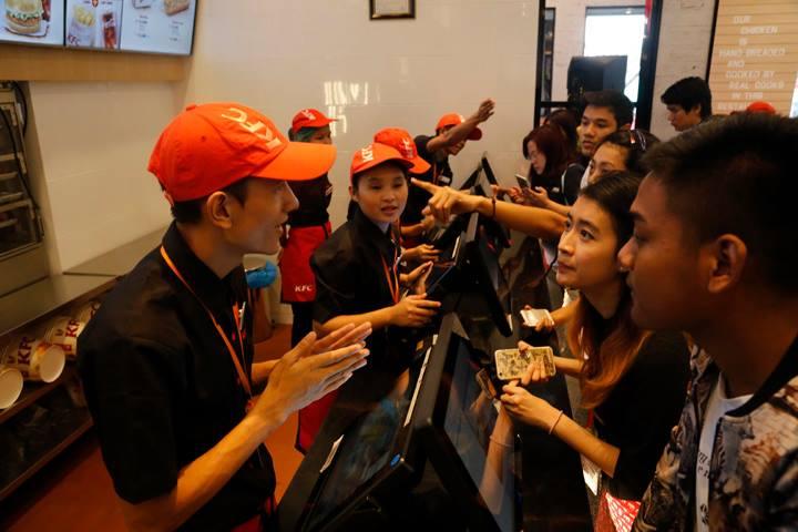 KFC Myanmar (KFC Myanmar FB)