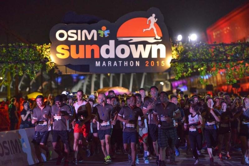 OSIM sundown marathon SG (Event website)