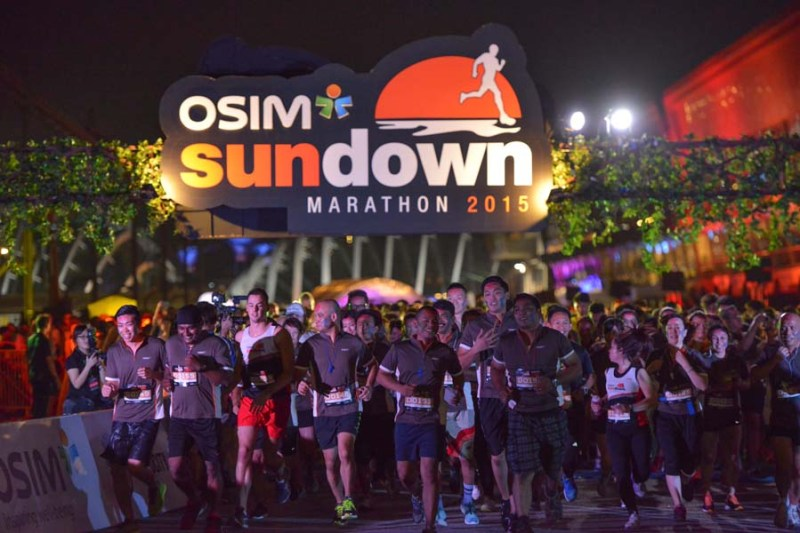 OSIM sundown marathon SG (Event website)