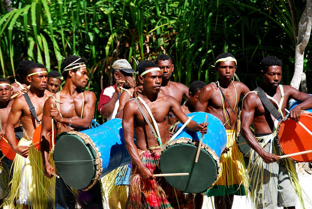 west papua yenwapnor village (Austronesian Expeditions)