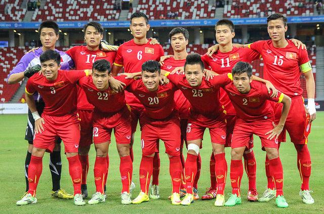 Vietnam Team 1