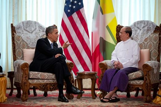 Obama-thein-sein