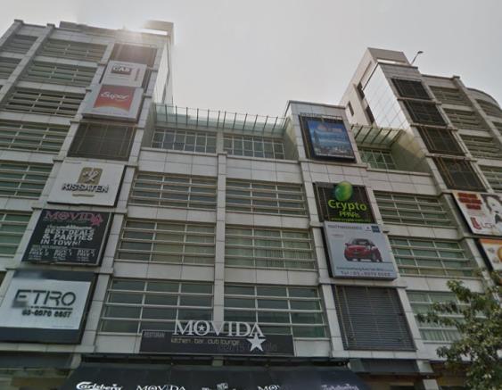 Jalan Kenari 5 - Google 地圖 Google Chrome, 今天 at 16.12.49