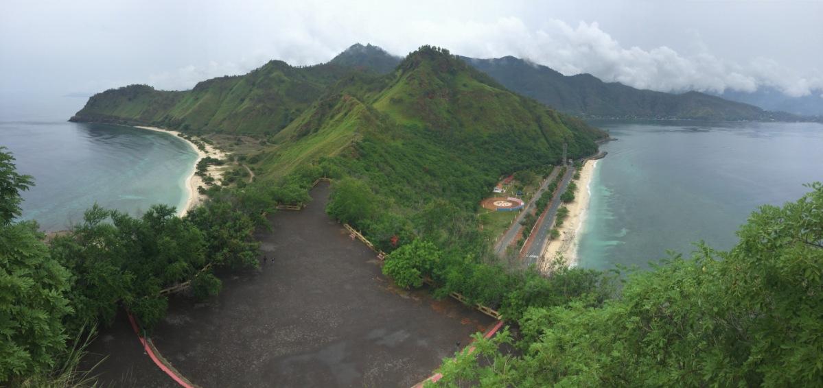 夾在強權中的島國:東帝汶