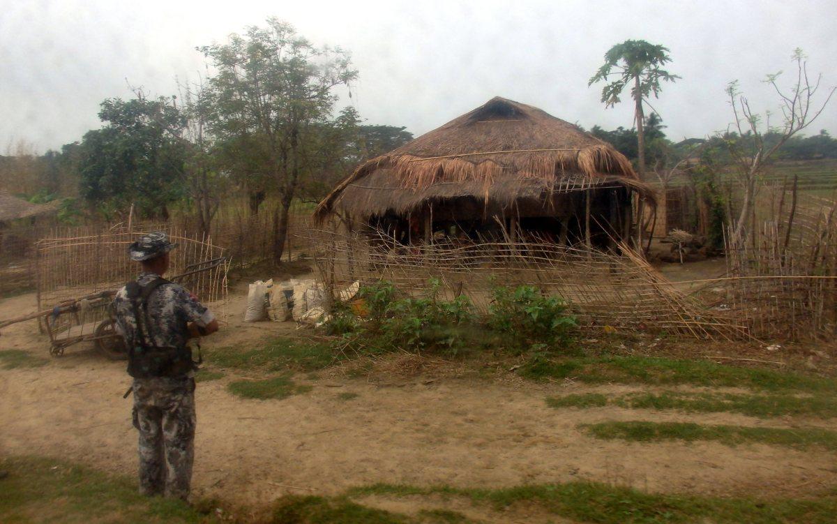 被壓迫民族的反抗:緬甸阿拉干羅興亞救世軍