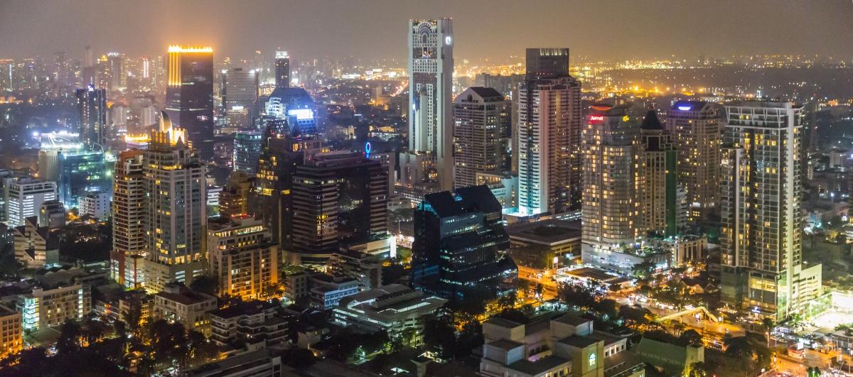 One Bangkok:斥資1200億泰銖 泰國史上最大規模土地開發案