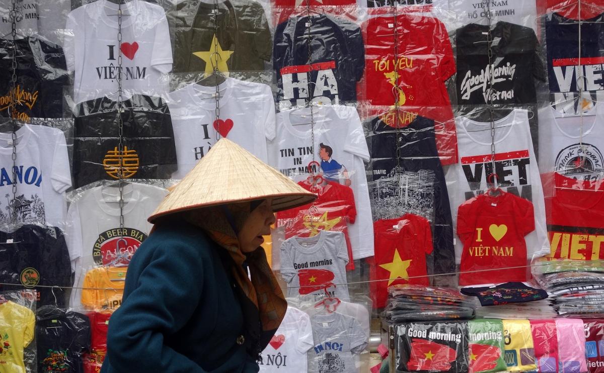 越南經濟起飛下的自由限縮