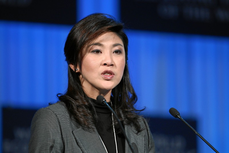 Women as the Way Forward: Yingluck Shinawatra
