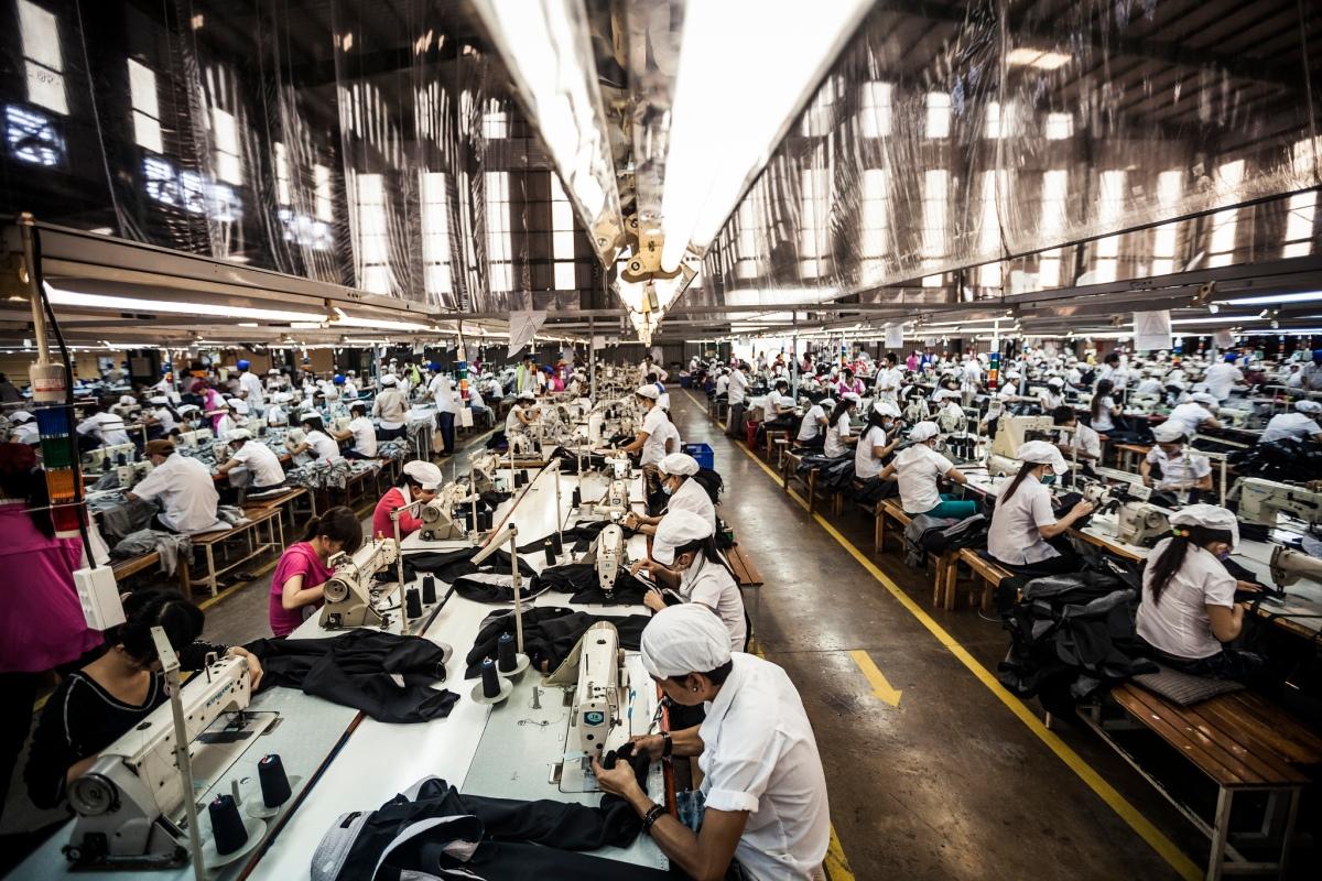 以廉價勞工換來的外企投資:越南勞工階級的實際情況
