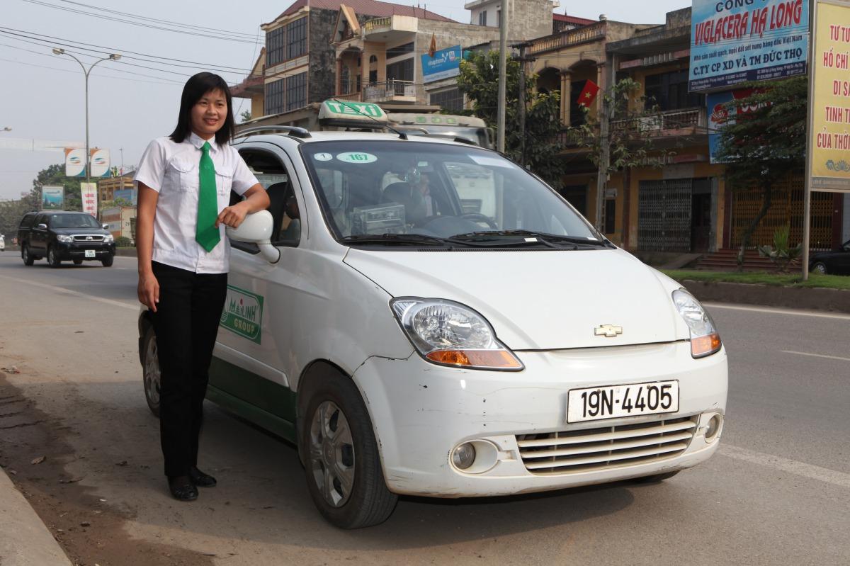 App叫車服務進軍越南三年  改變計程車市場版圖