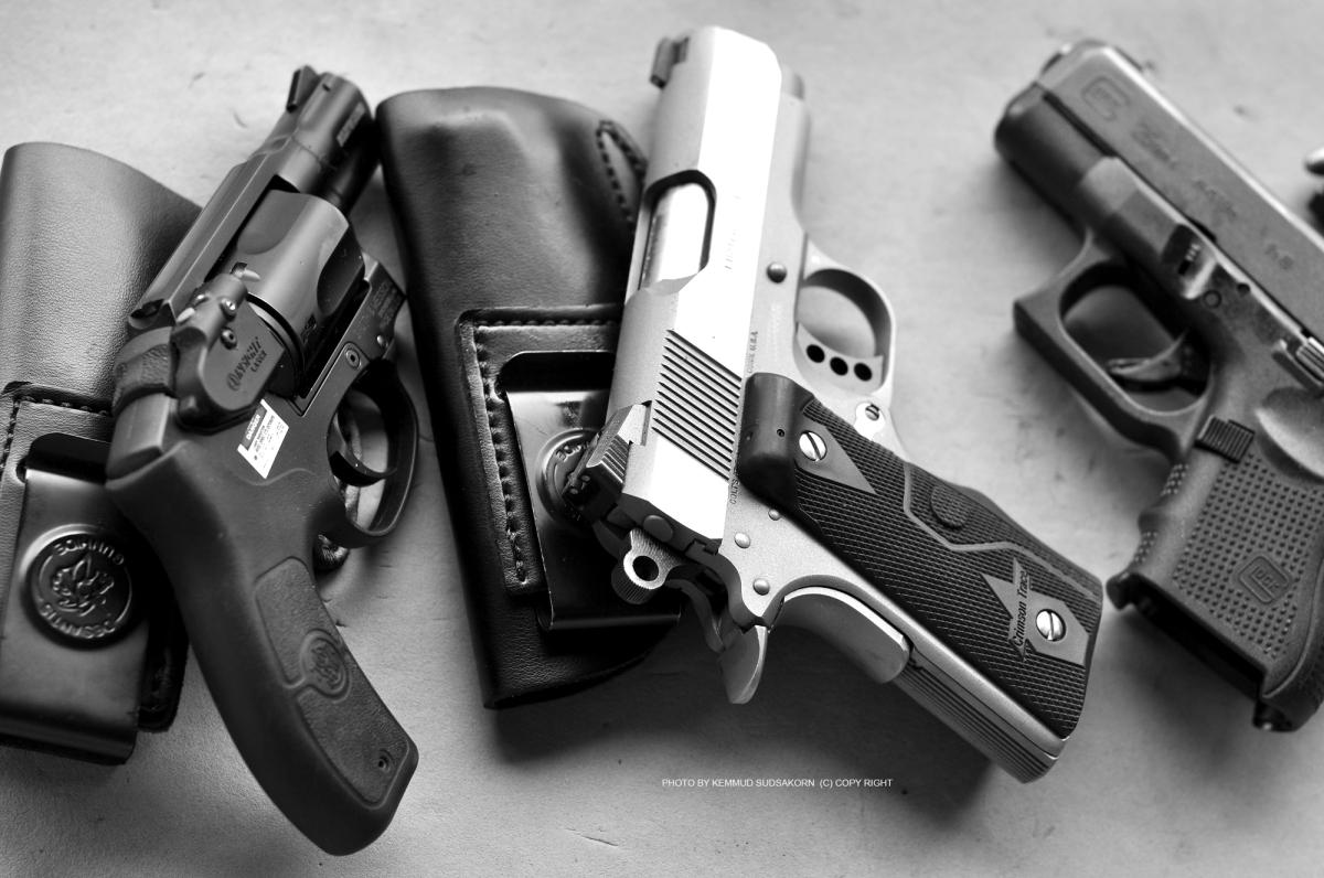 活用所長?泰國訓練槍械改造受刑人投入國防軍火工業