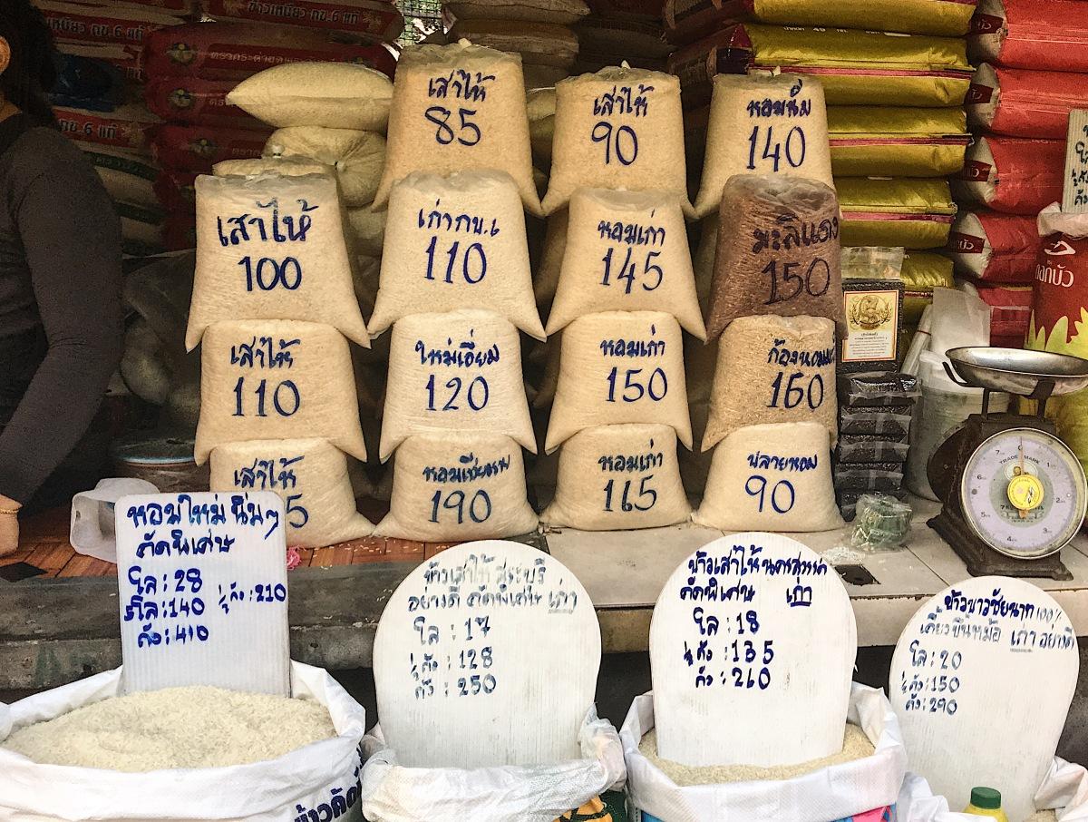 政府帶頭跨國協商 刺激泰國稻米出口