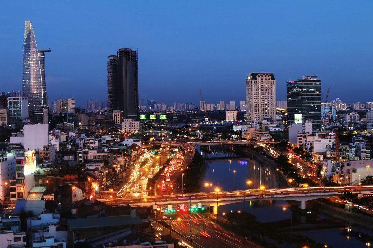 胡志明市打造智慧城市 設創新都市區盼成「亞洲矽谷」