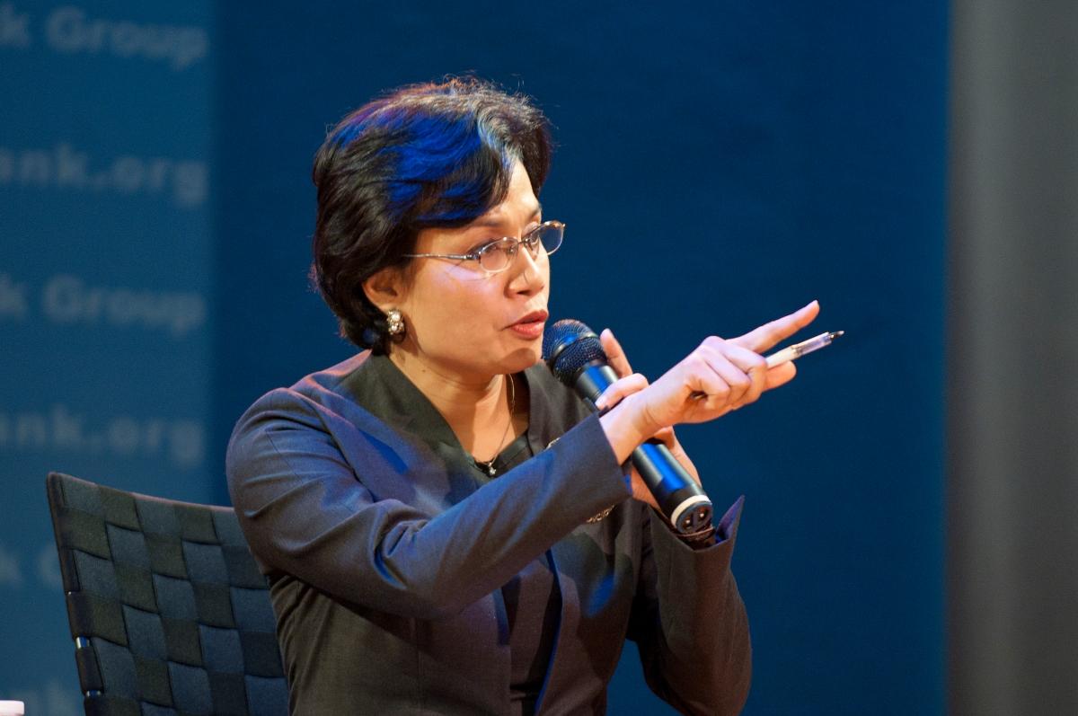 印尼財長穆里亞尼備受肯定 蟬聯「亞洲最佳財長」殊榮