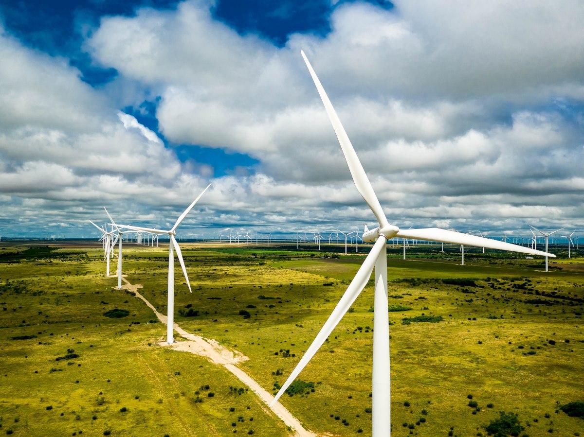 印尼首座陸域風場啟用 年供7萬戶住家用電