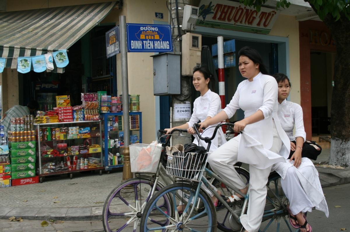 越南的「金權」教育體系
