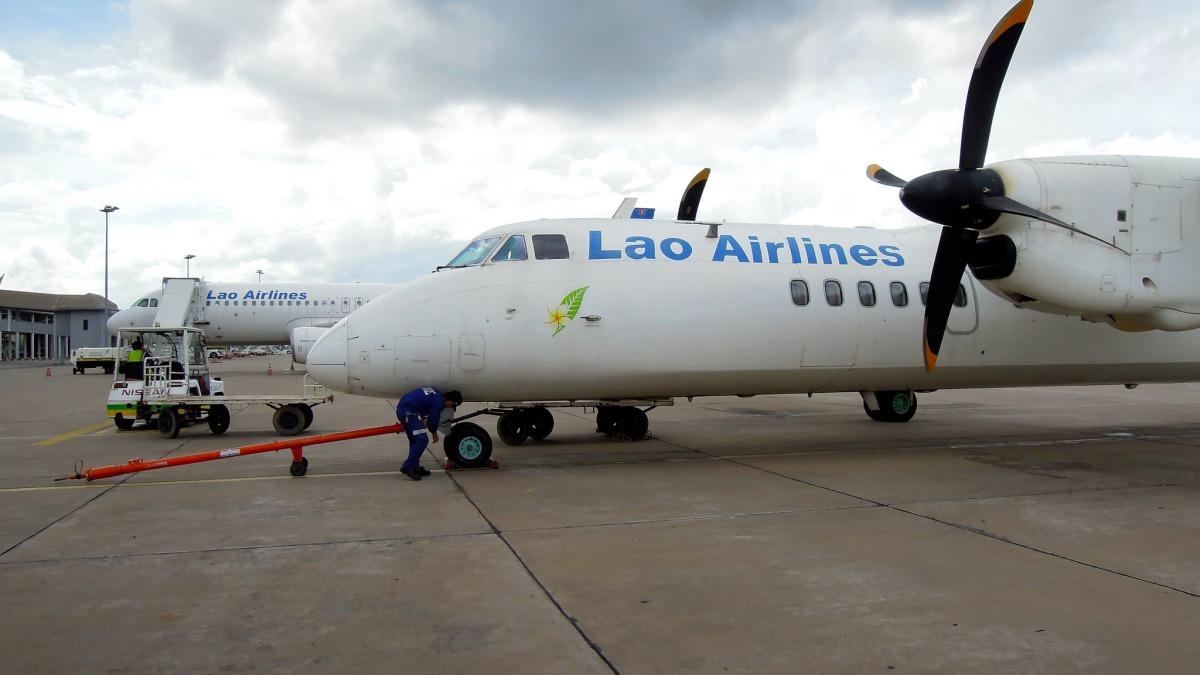 寮國永珍瓦岱機場擴建完工 客容量增8倍