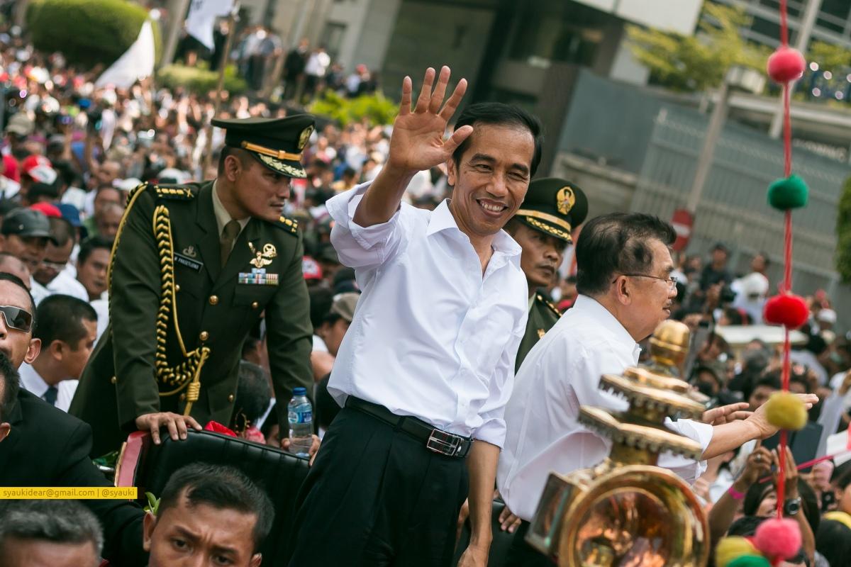 [東南亞週報10] 印尼大選佐科威可望連任、緬甸新年特赦九千多名囚犯、馬哈迪認馬新高鐵非必要