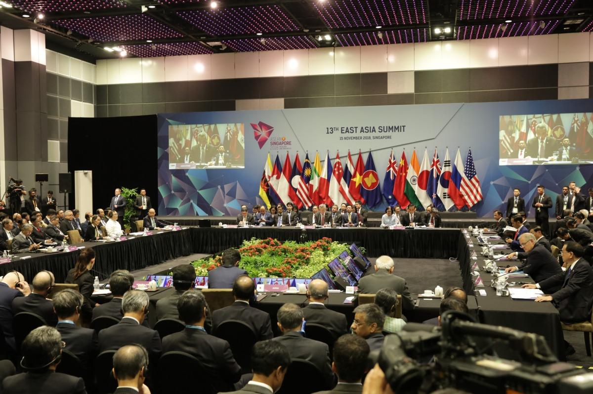 東南亞國家在美中競爭態勢下的經濟戰略
