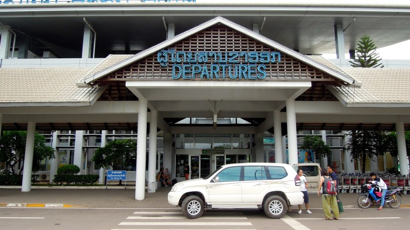 Wattay International Airport, Vientiane