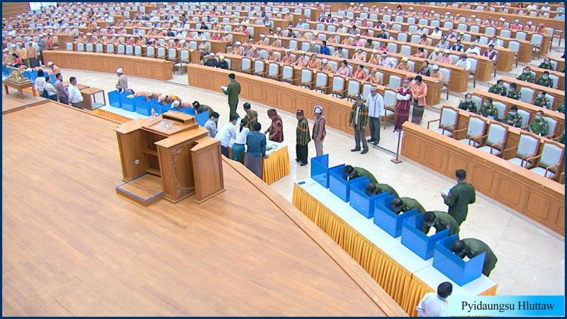 myanmar constitutional amendments